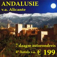 .Andalusie-Alicante